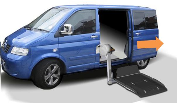 Opening modification kit for Volkswagen