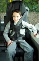 harnais de maintien gilet de posture pour voiture - Access-Ability