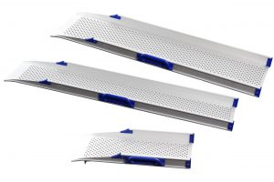 Rampes Amovibles Pour Fauteuil Roulant Fixes Pliables Télescopiques - Rampe pour fauteuil roulant