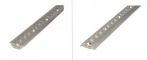 Rails à Rebord et Rail de Surface