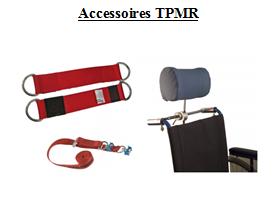 Accessoires TPMR