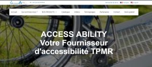 Access Ability site internet