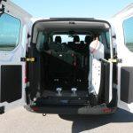 Élévateur TPMR Custom aménagement véhicule
