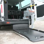 Élévateur TPMR aménagement véhicule Custom
