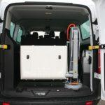 Élévateur Custom TPMR aménagement véhicule