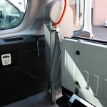 Élévateur TPMR aménagement véhicule