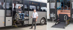 Élévateurs TPMR Transport des Personnes à Mobilité Réduite
