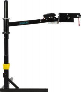 Grue de coffre Carolift pour fauteuil roulant bras chargeur de coffre Carolift pour fauteuil roulant