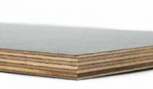 Plancher hybride aluminium bois Contreplaqué koivu