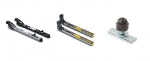 Wheelchair flooring systems