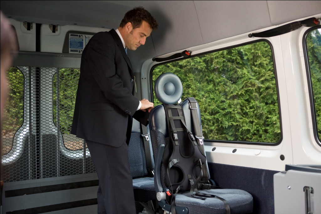Products for wheelchair adapted vehicles