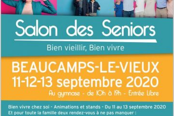Salon de Seniors Beaucamps-le-Vieux