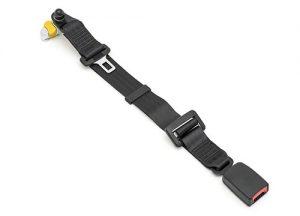 Ajusteur hauteur ceinture occupant fauteuil roulant