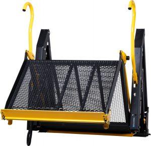 hayon élévateur fauteuil roulant voiture